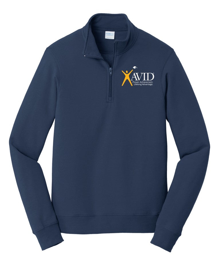 AVID Fan Favorite Fleece 1/4-Zip Pullover Sweatshirt
