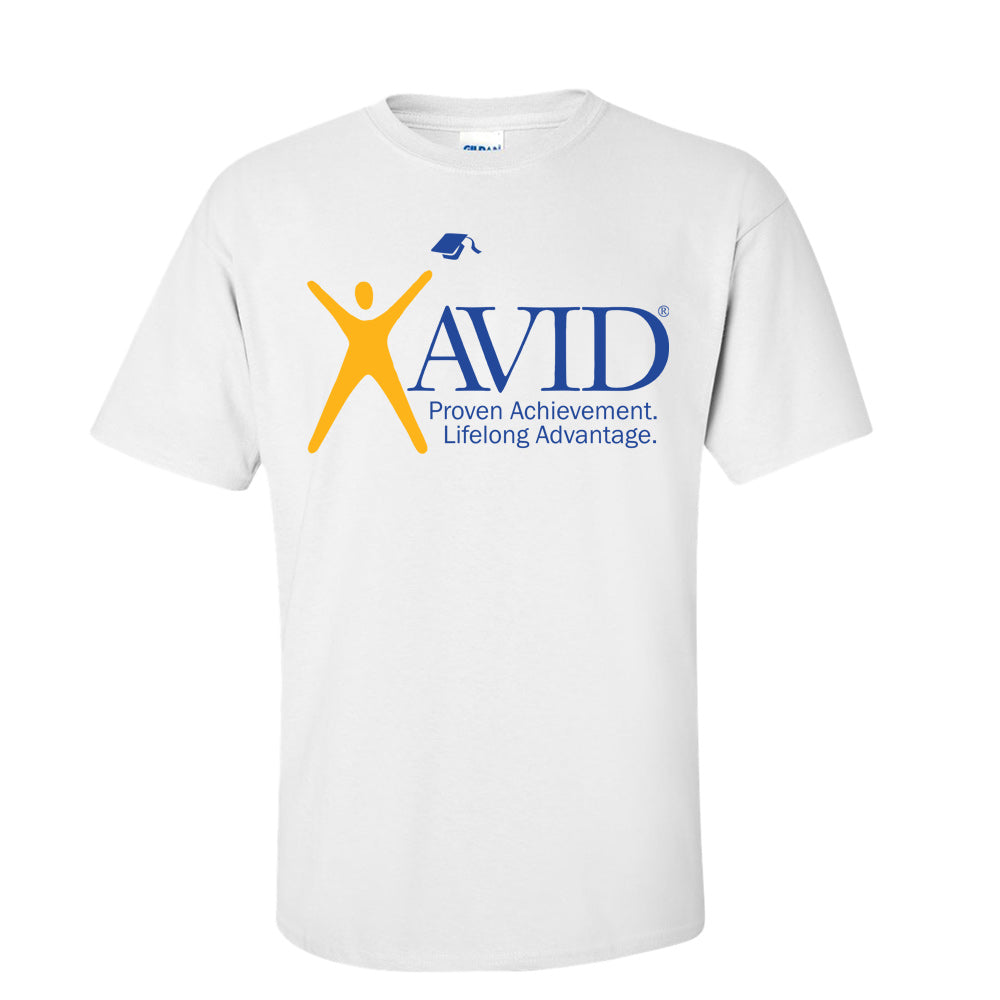 Avid Logo Short Sleeve T-Shirt