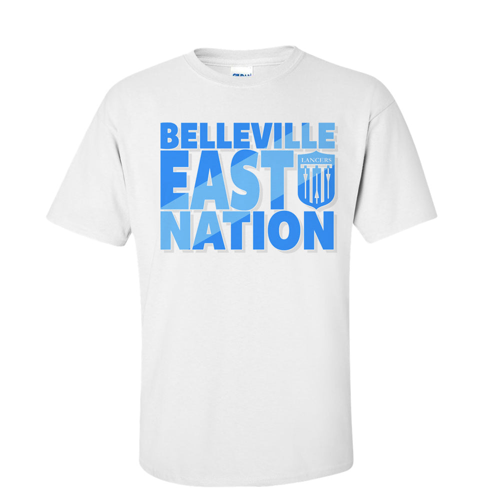 Belleville East Nation Tee