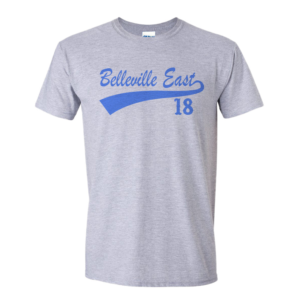Belleville East Tail Tee