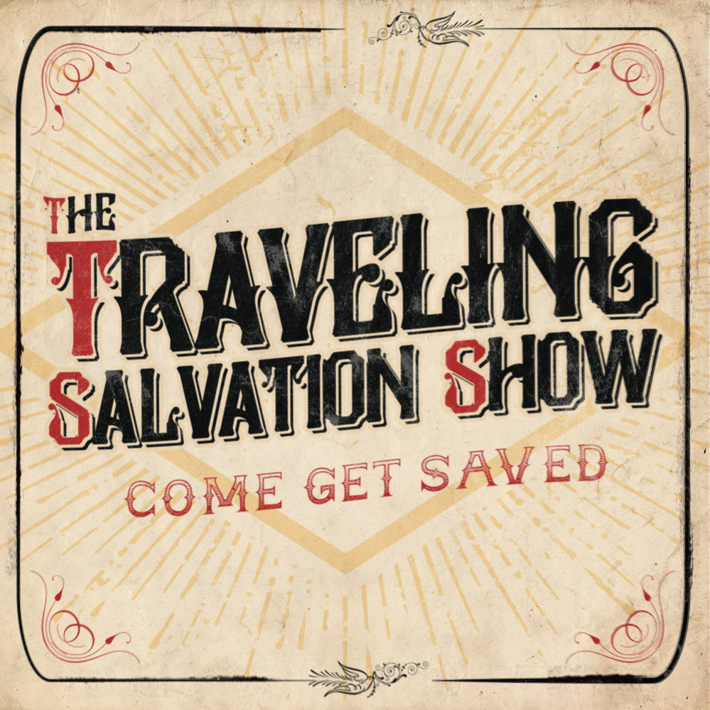 Come Get Saved Decal