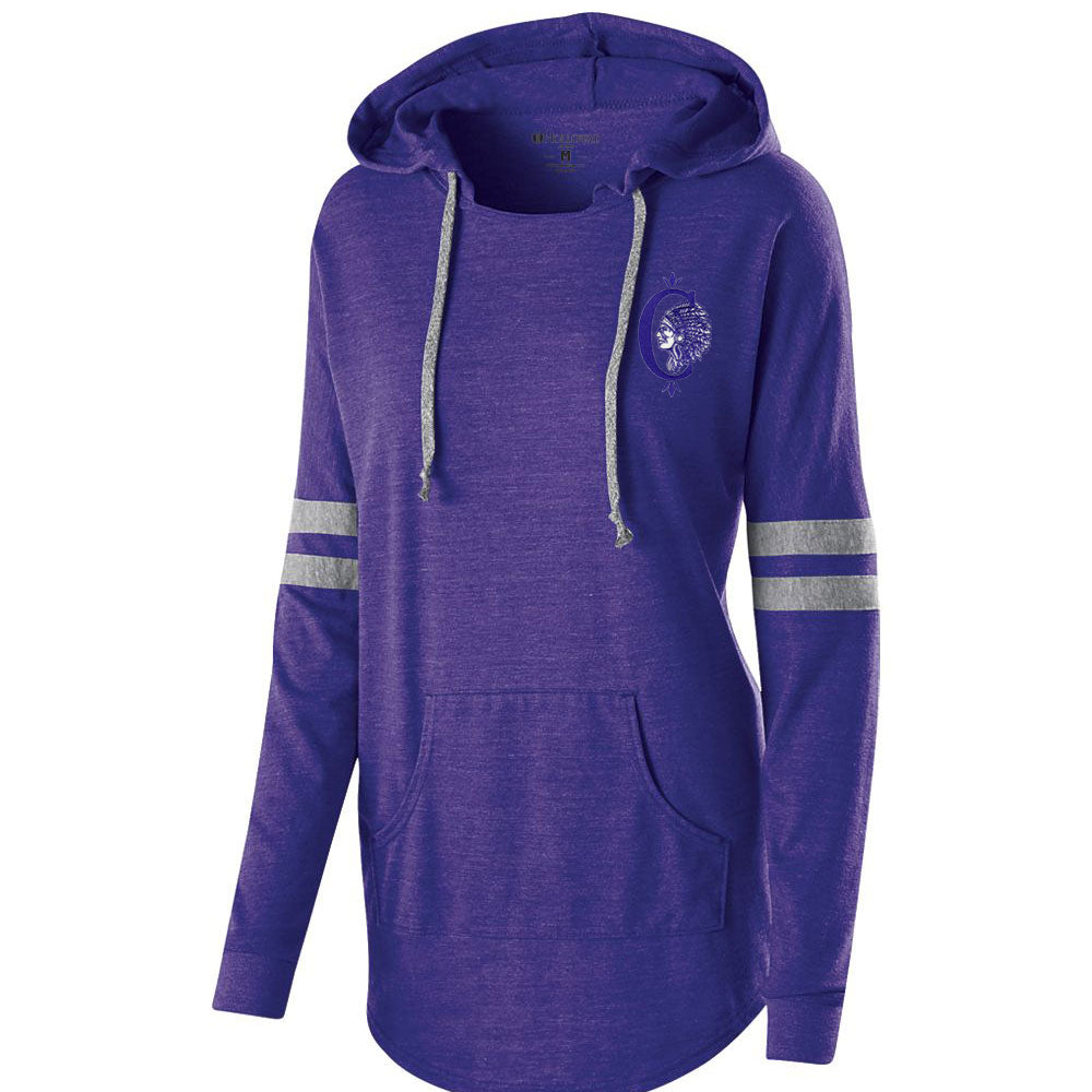 Collinsville Low Key Hooded Pullover