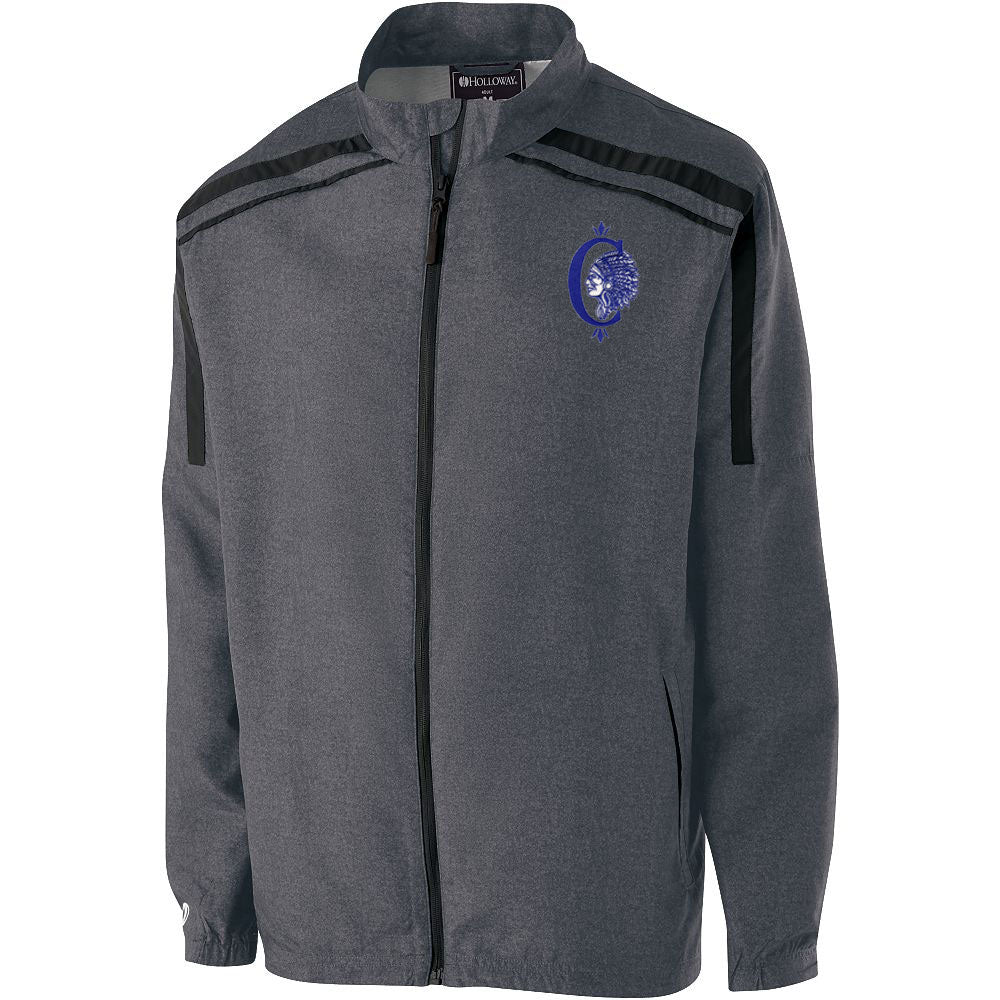 Collinsville Raider Full Zip Lightweight Jacket