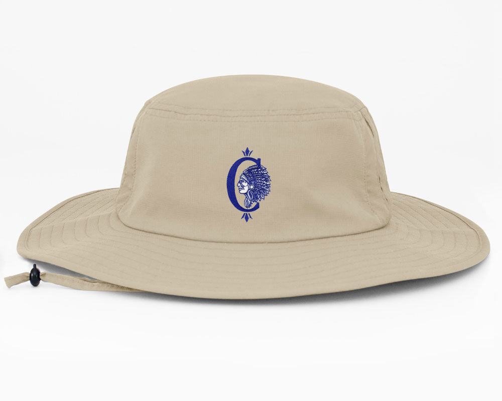Collinsville Manta Ray Boonie Hat