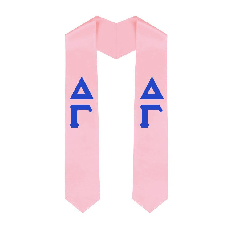 Custom Graduation Sash Stole - Discount
