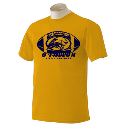 Little Panthers Dry Fit T-Shirt