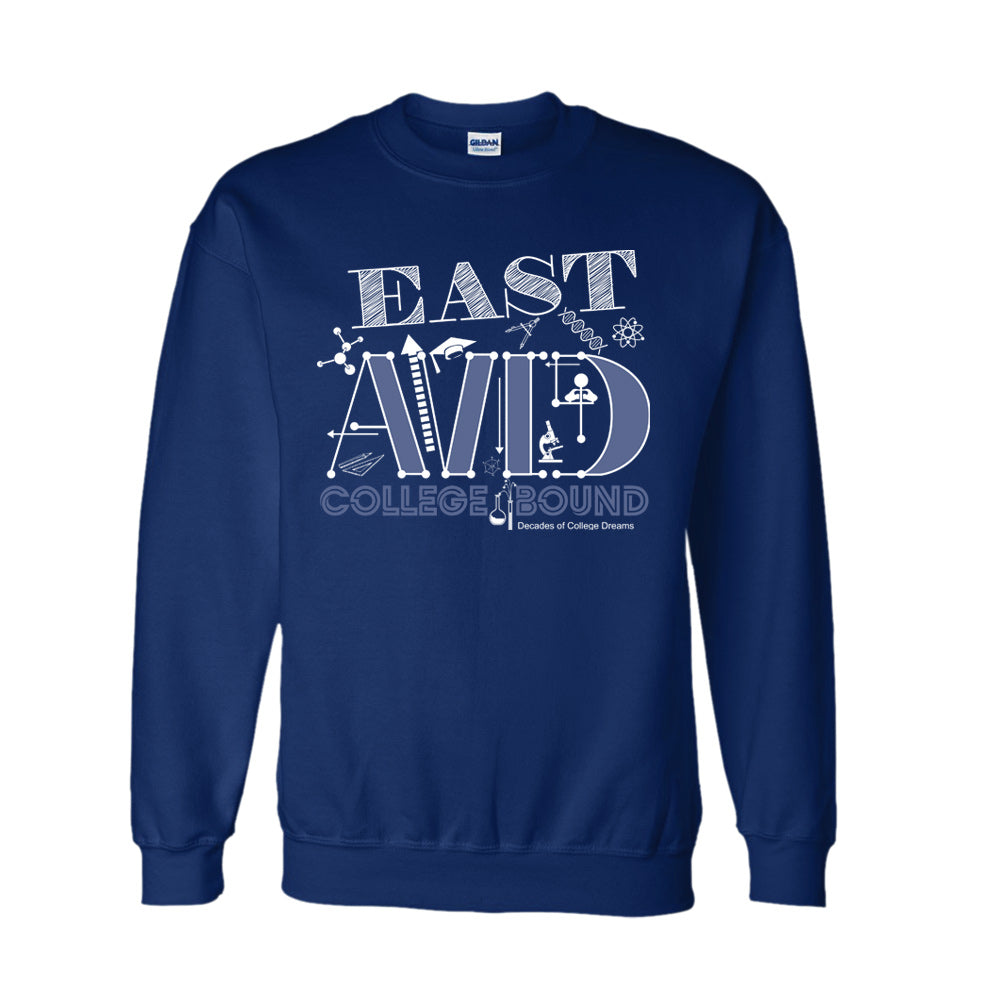 East AVID College Bound Crewneck