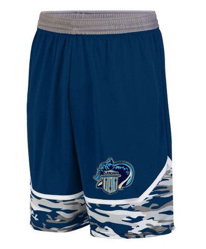 East Game Day Basketball Short
