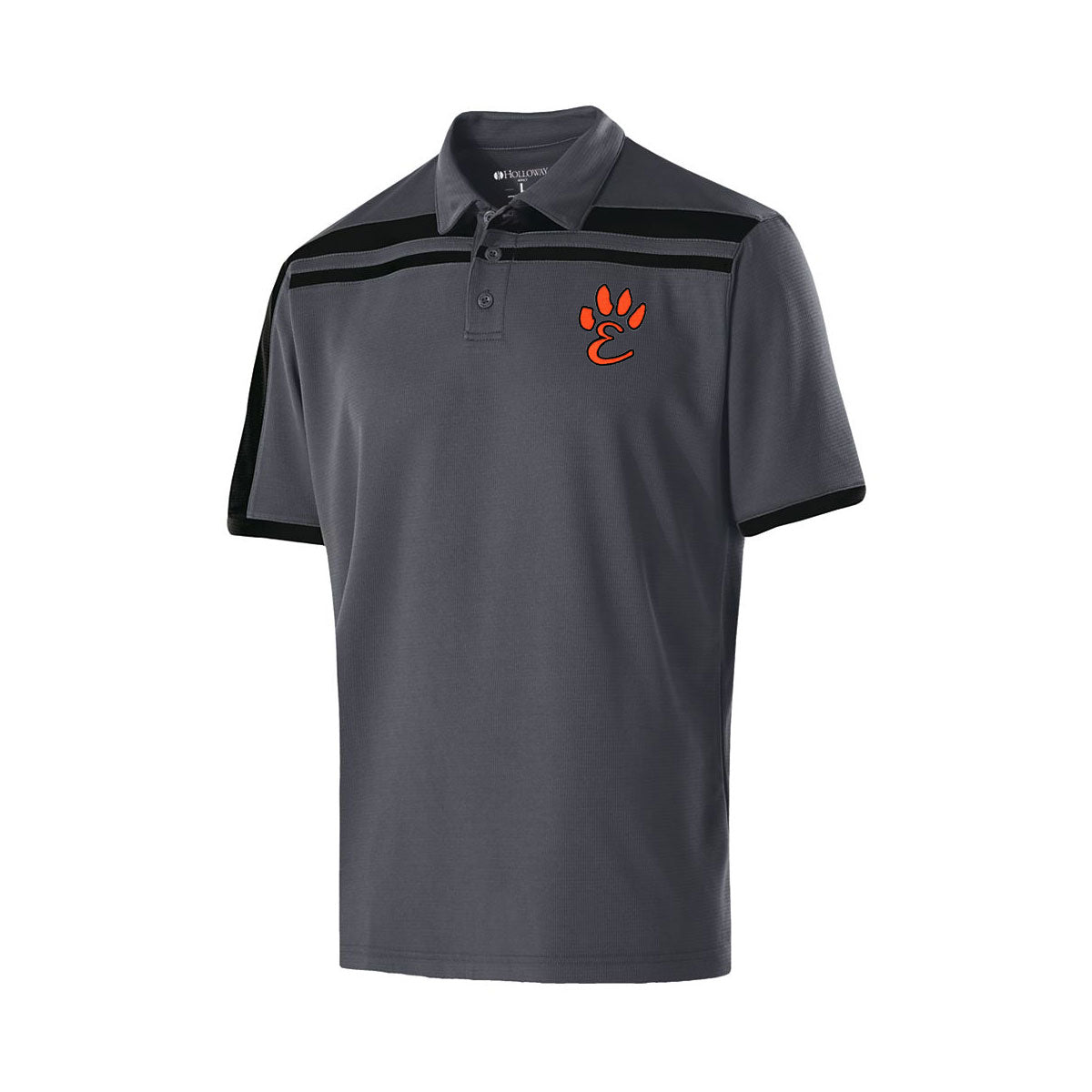 Edwardsville High School Charge Polo