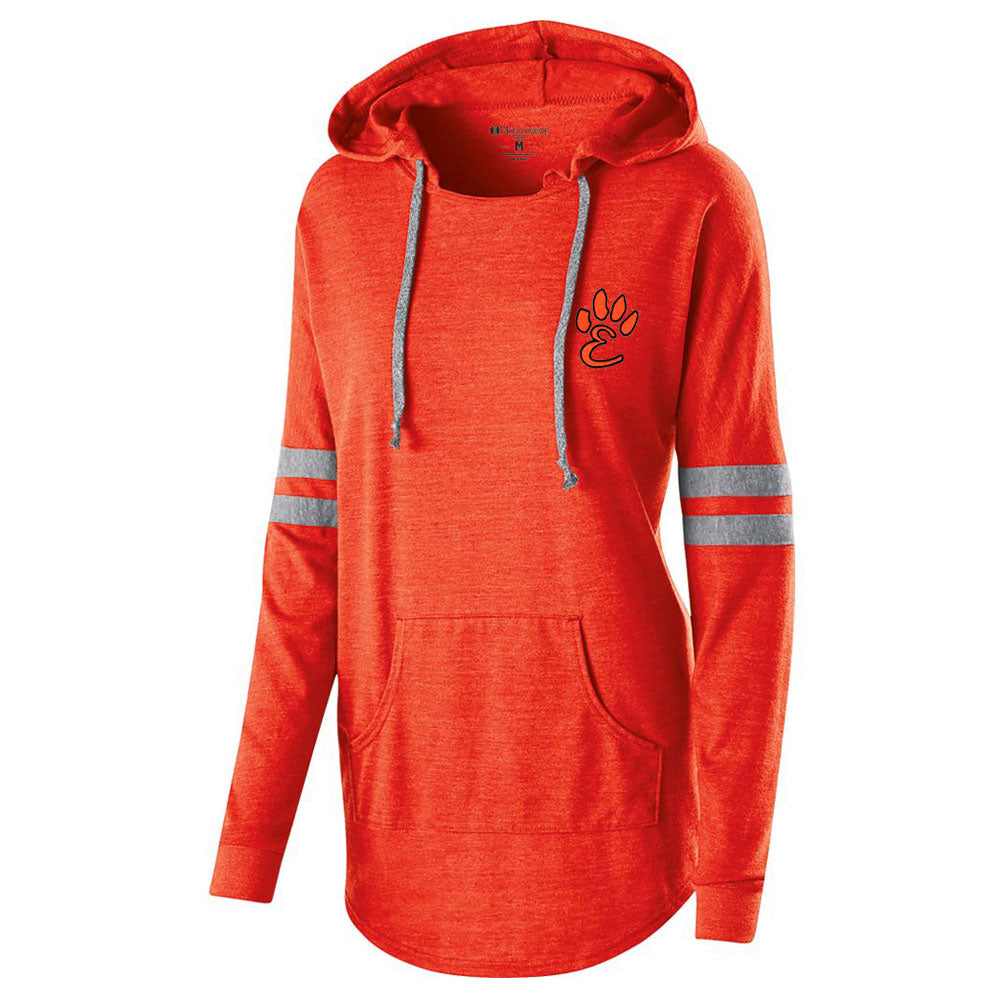 Edwardsville High School Low Key Hooded Pullover