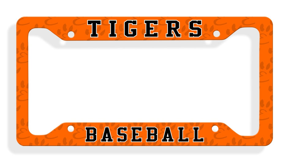 Edwardsville License Plate Frame