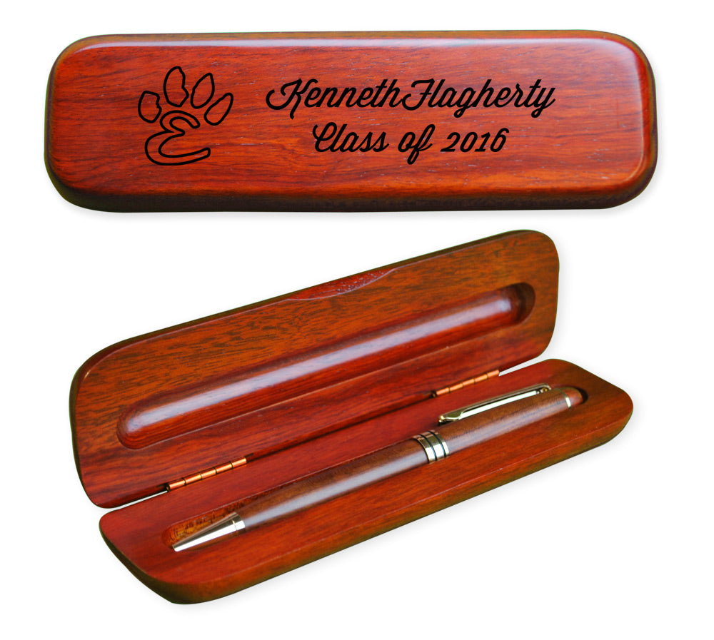Edwardsville Wooden Pen Set