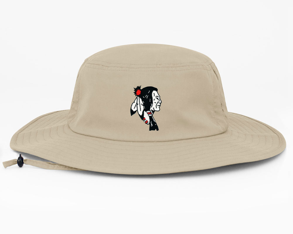Granite City Manta Ray Boonie Hat