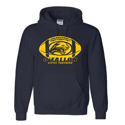 Little Panthers Hooded Sweatshirt