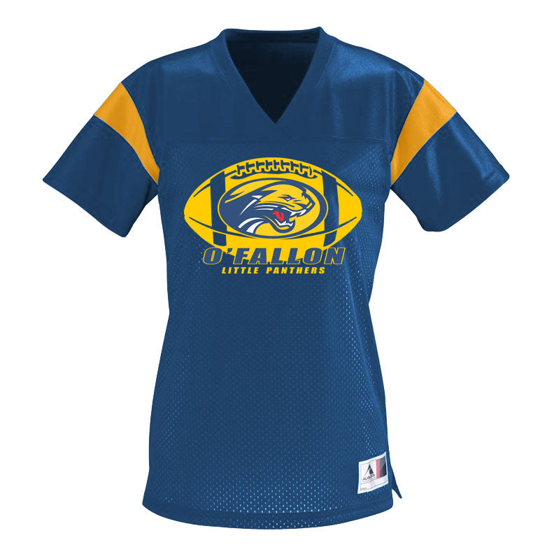 Ladies Football Full Color Jersey