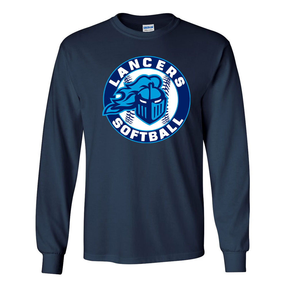 Lancer Softball Long Sleeve T-Shirt