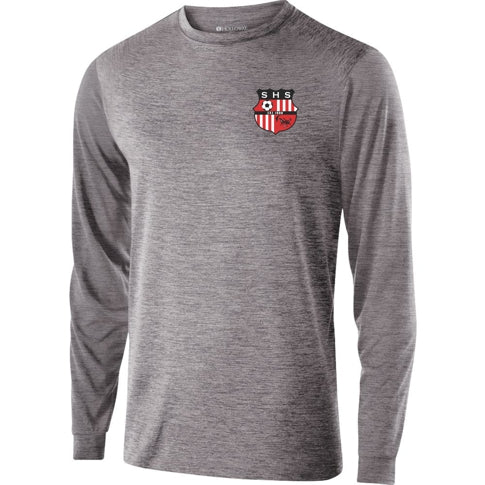 Staunton Long Sleeve Essential Blended Performance Tee
