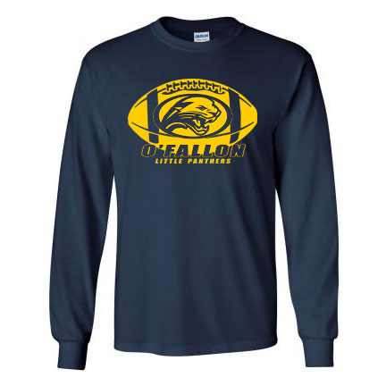 Little Panthers Long Sleeve T-Shirt