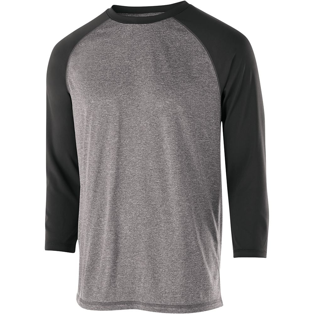 Carbon Typhoon Raglan Shirt