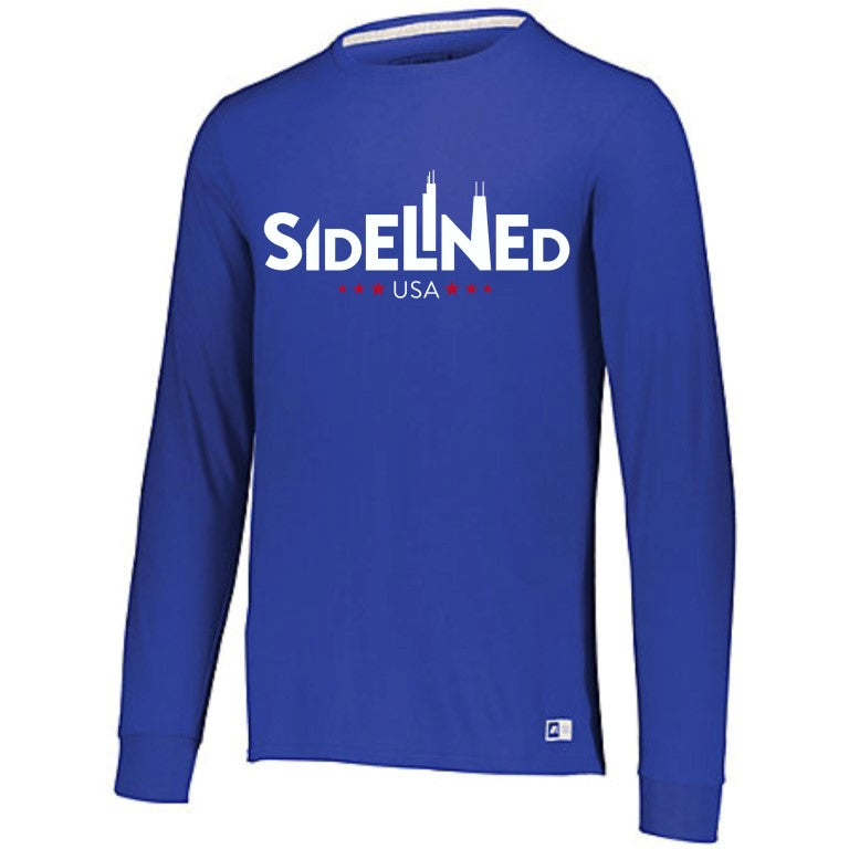 Sidelined Russel Essential Long Sleeve Tee