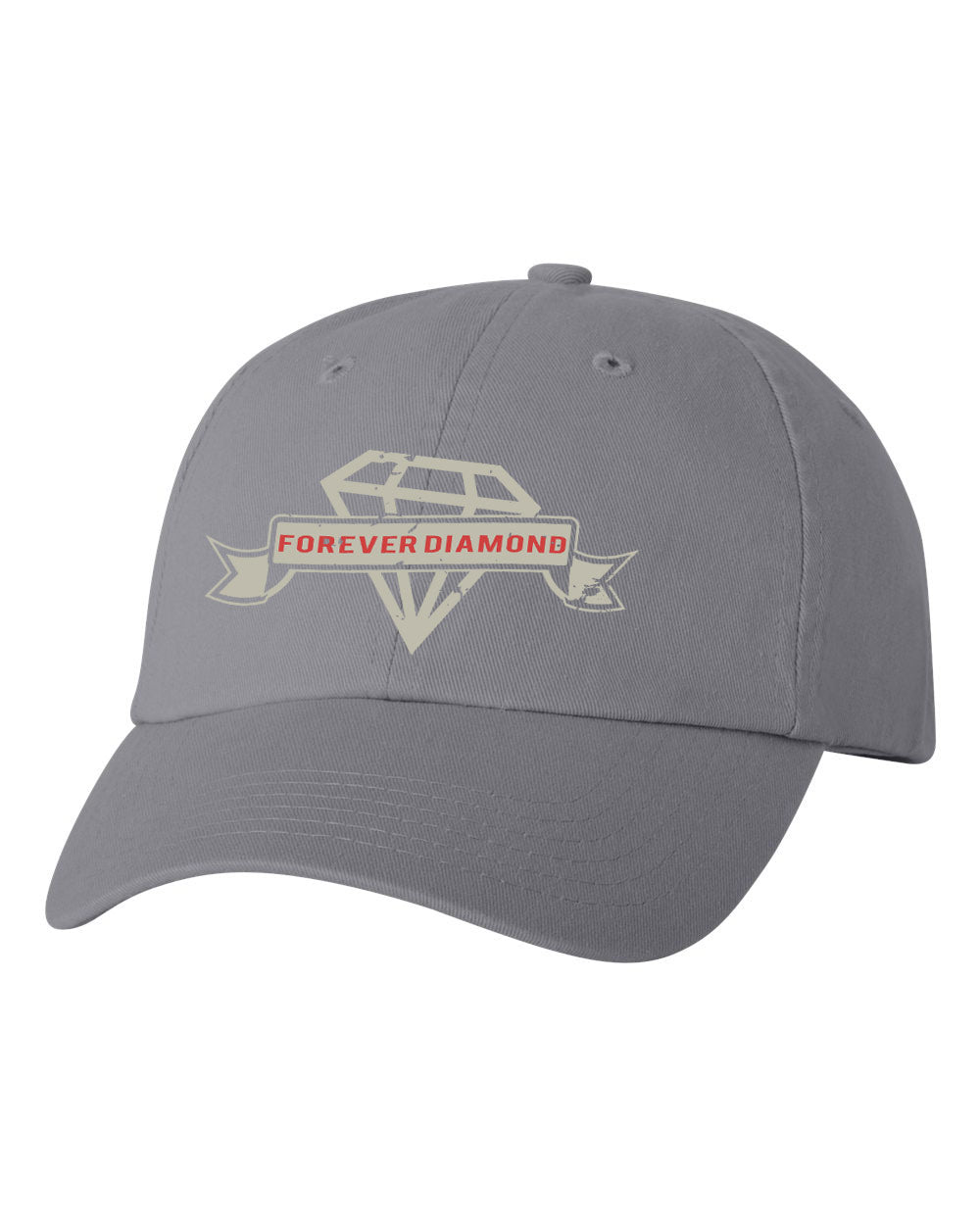 The Traveling Salvation Show Dad Hat - Grey
