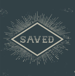 Come, Get, Saved Decals (Set of 3)