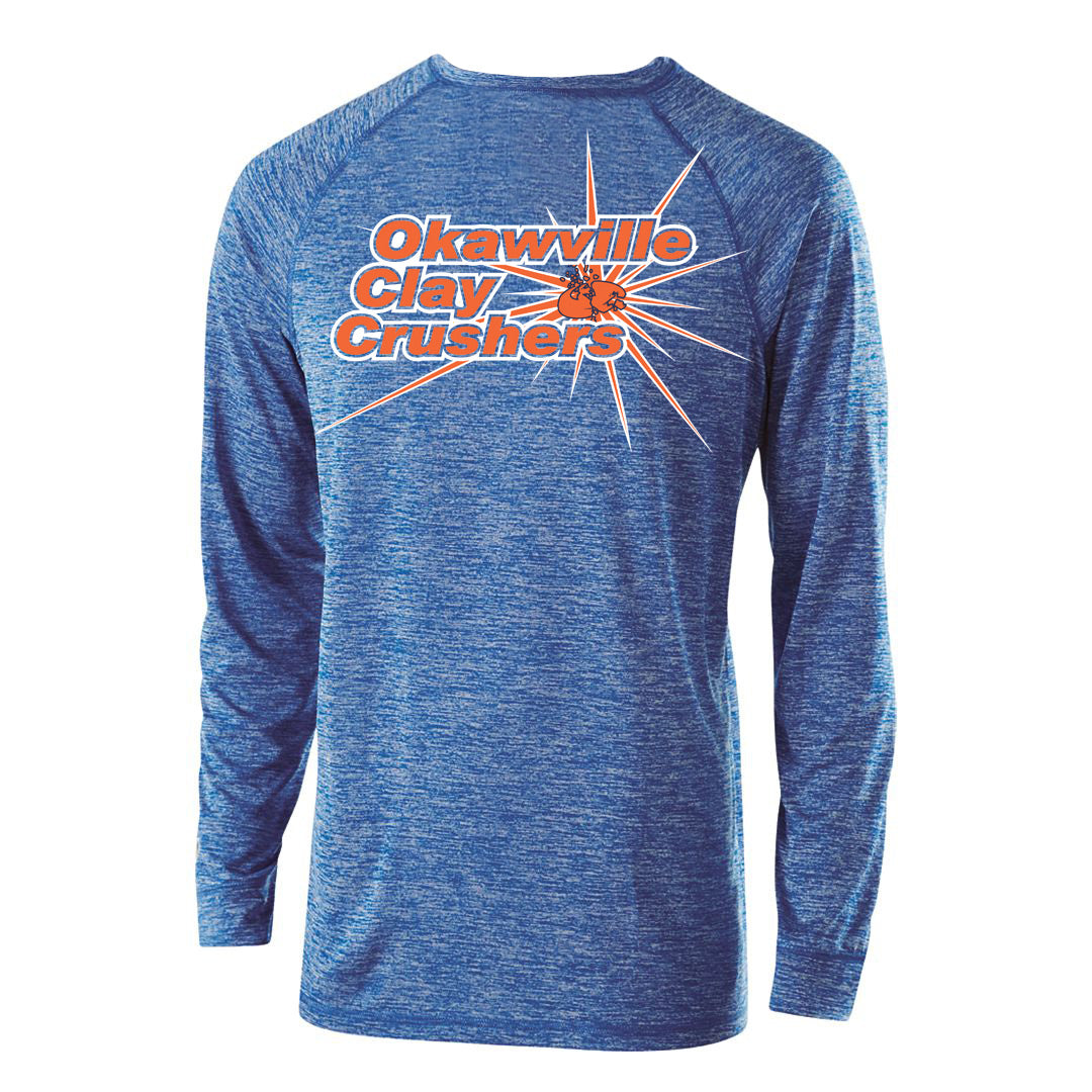 Okaville Clay Crushers ELECTRIFY 2.0 SHIRT