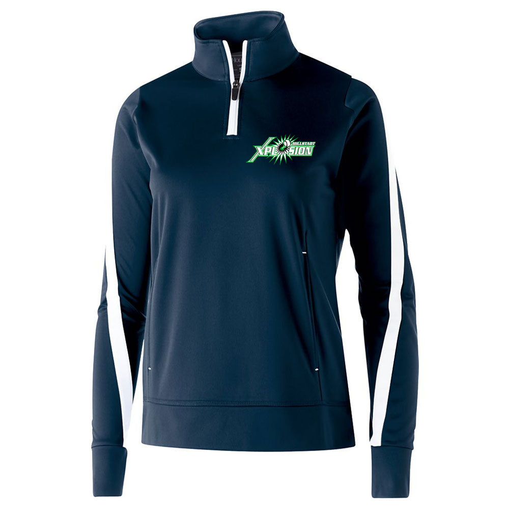 Millstadt Xplosion Ladies Determination Pullover