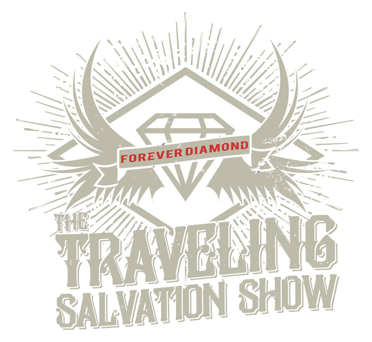 The Traveling Salvation Show Collectors Tee
