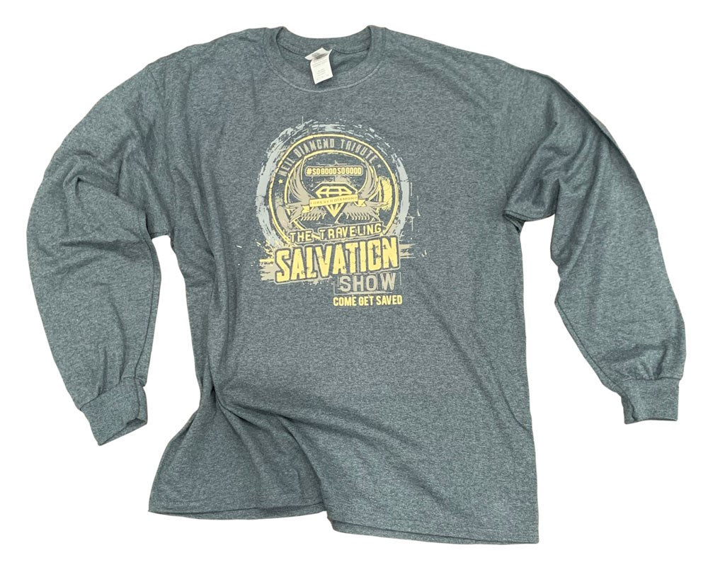 Come Get Saved Long Tee