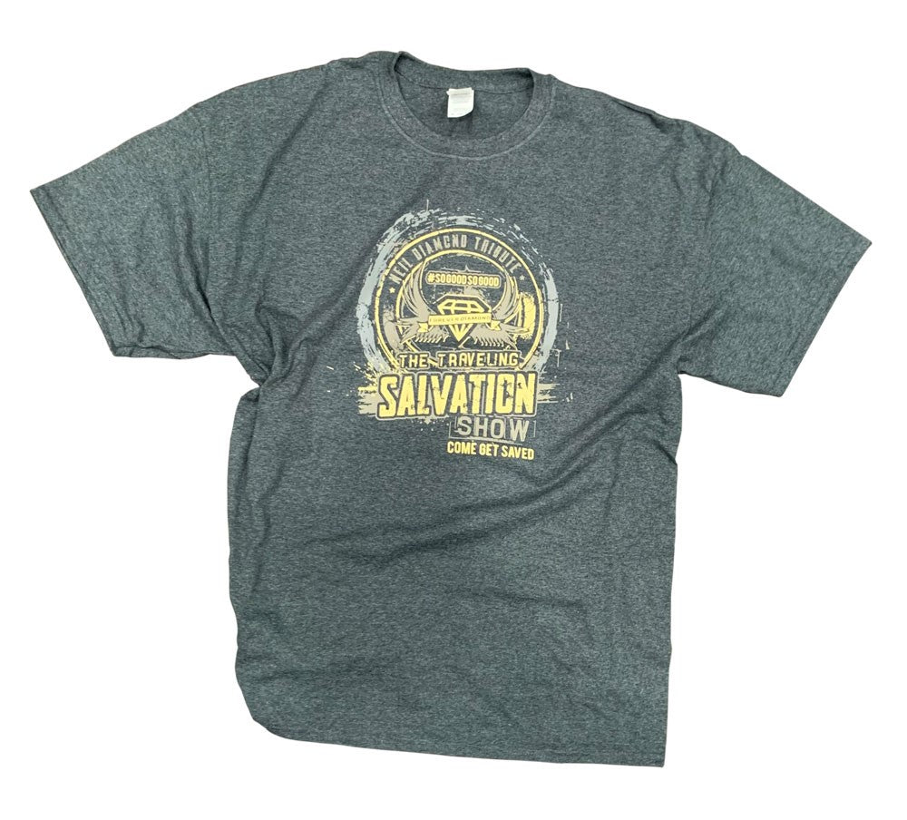 Come Get Saved Short Sleeve Tee