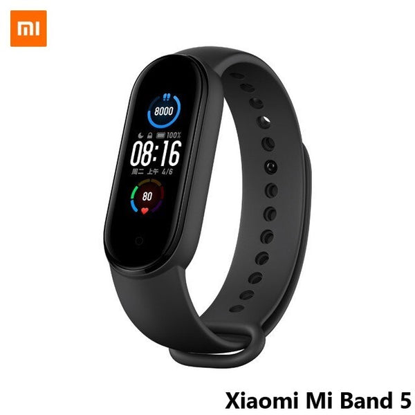 Smart Whatch Xiaomi Mi Band 5