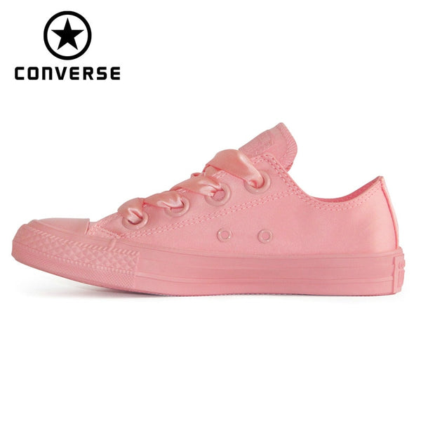 Tênis Original Converse All Star Estilo Top Feminino BT-256