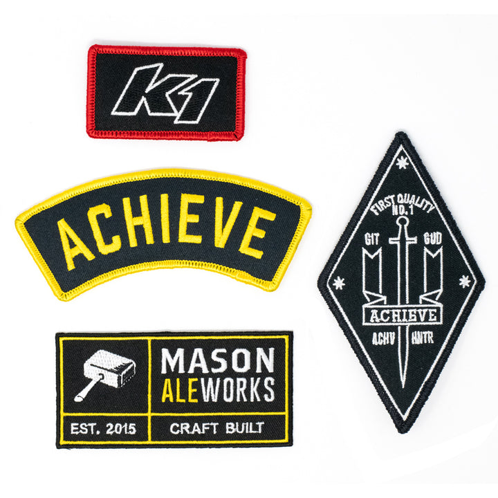 Custom Embroidery Patches