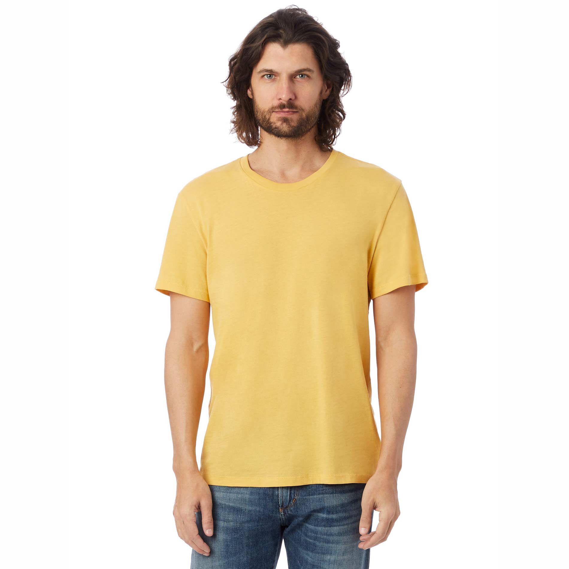 MENS ORGANIC COTTON TEE