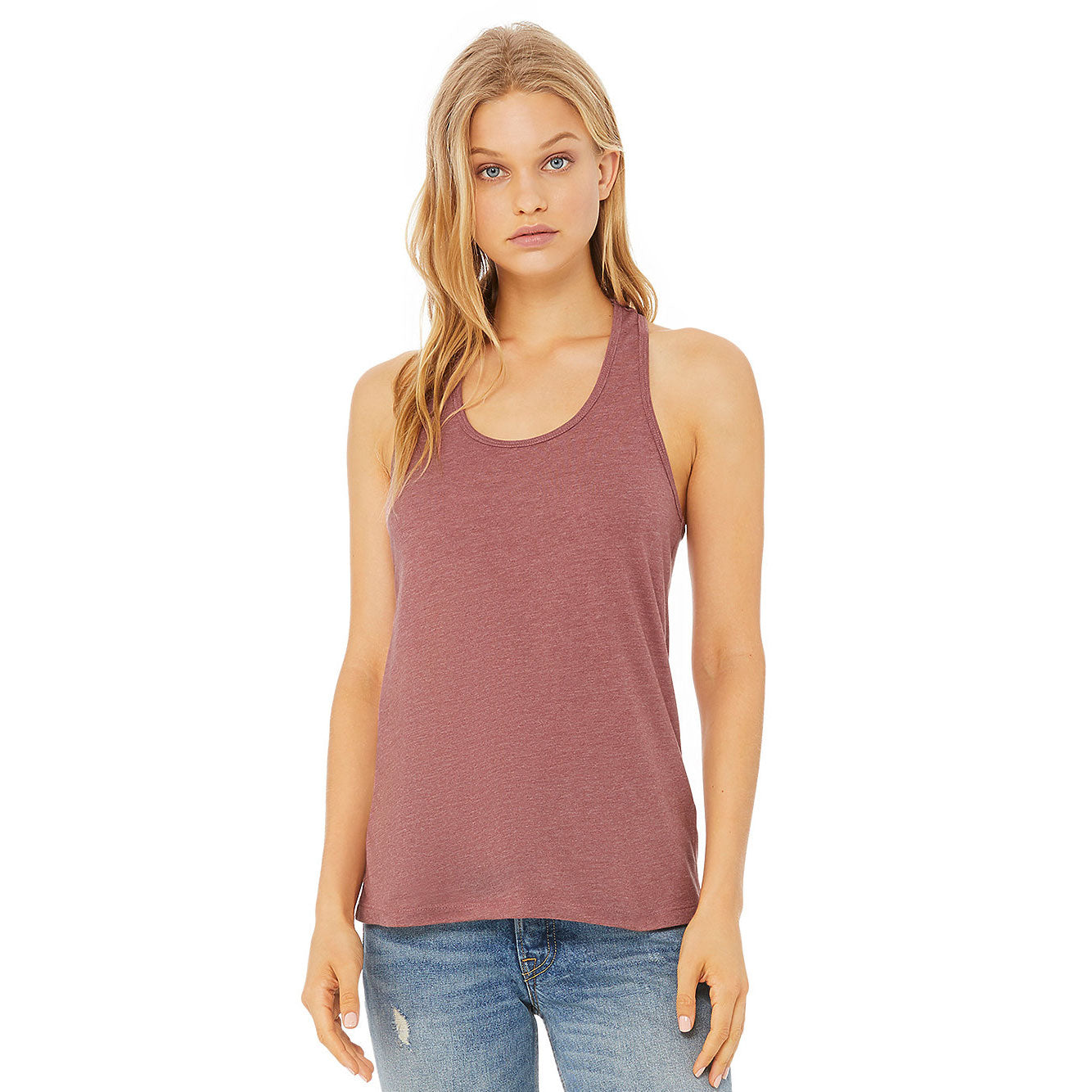SPORTY RACER BACK TANK