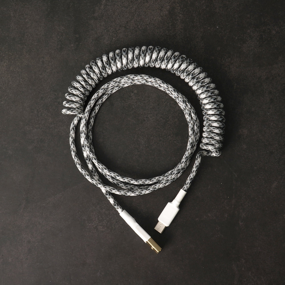 IDOBAO Color selection of Braided helix USB Type-C data cable - idobao