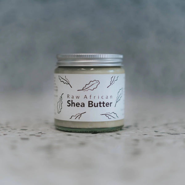 Raw Unrefined African Shea Butter