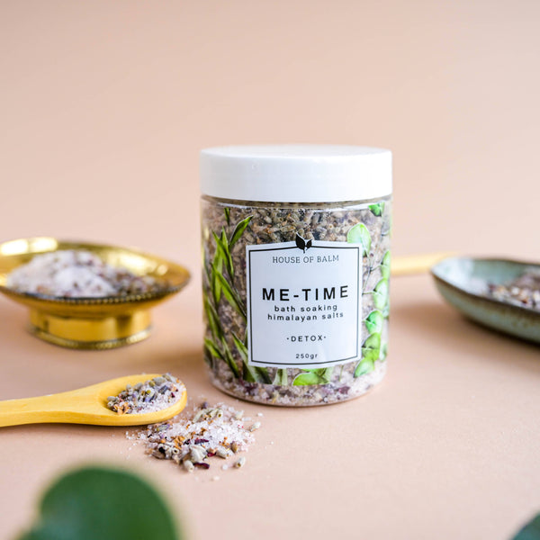 Me-time Bath Soaking Salts