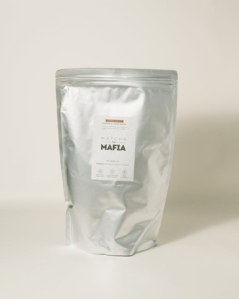 Huge Bag of Matcha - 1kg