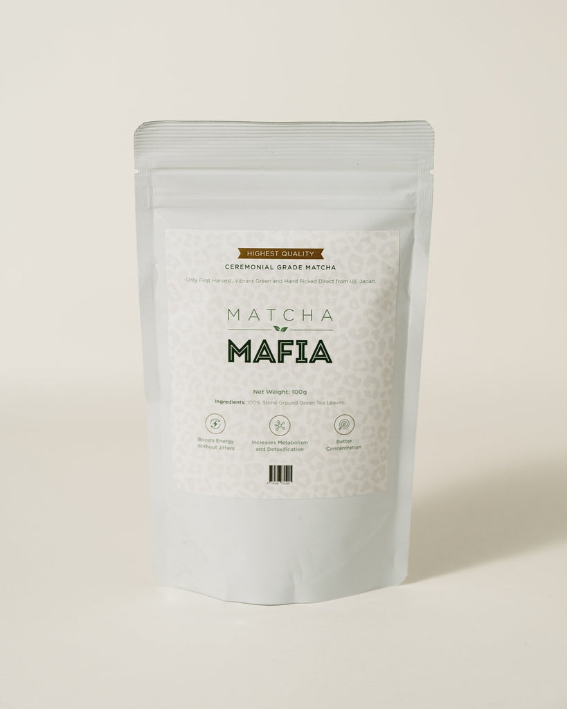 Big Bag of Matcha - 100g Matcha Matcha Mafia