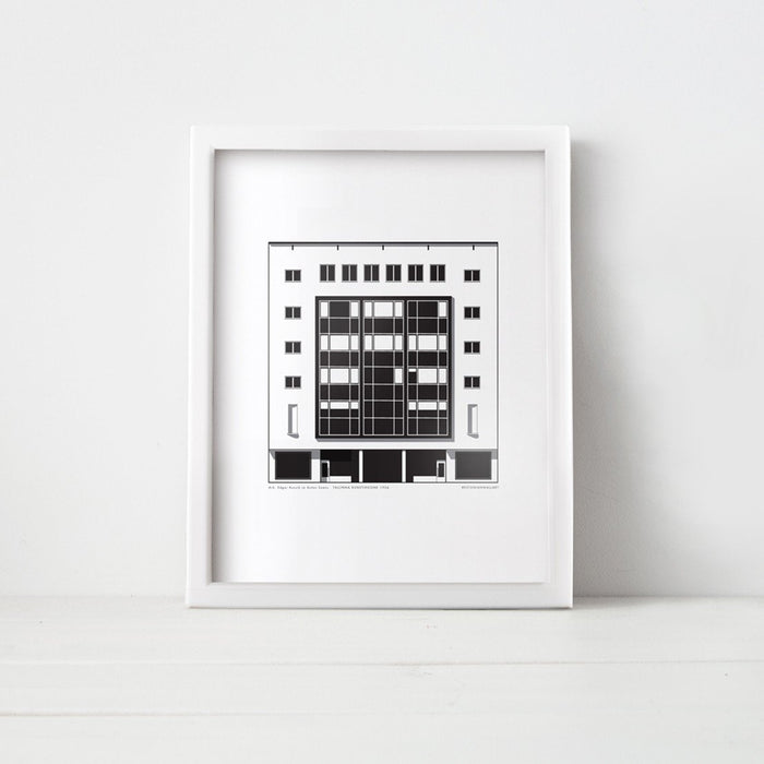 Art House Print by Estonian Wall Art