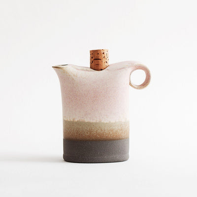 Oil & Milk Can - Pink by Jarõna Ilo