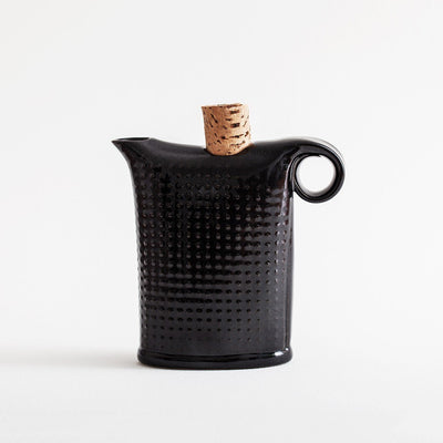 Oil & Milk Can - Black by Jarõna Ilo