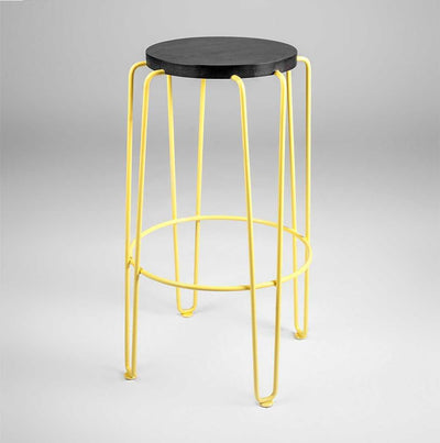 Bar Stool Klik - Yellow by UUP