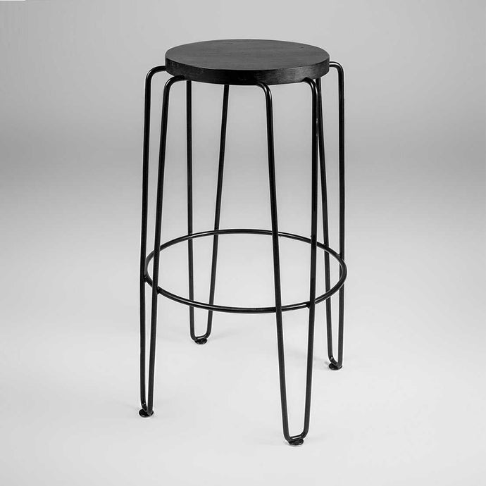 Bar Stool Klik - Black by UUP