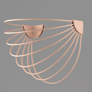 Wallment Basket - Nude by Wallment