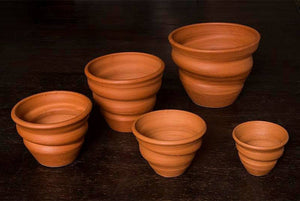 Wild Clay Pot by Udumbara