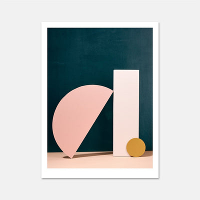 Geometric Composition 18 by Studio Holger Kilumets