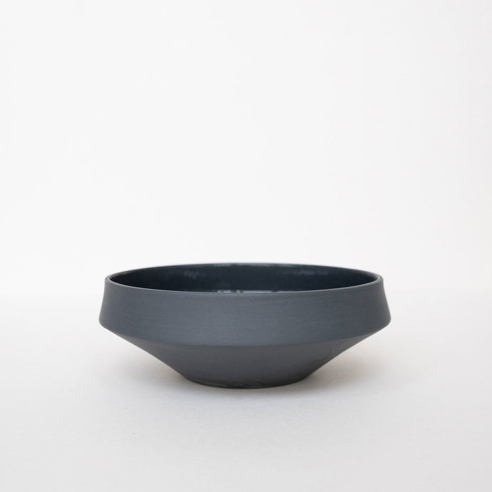Small Porcelain Bowl - Black by Nüüd Ceramics